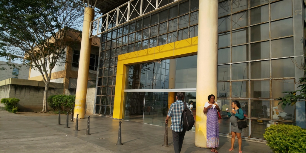 公立病院:Hospital Maternidade Leila Diniz
