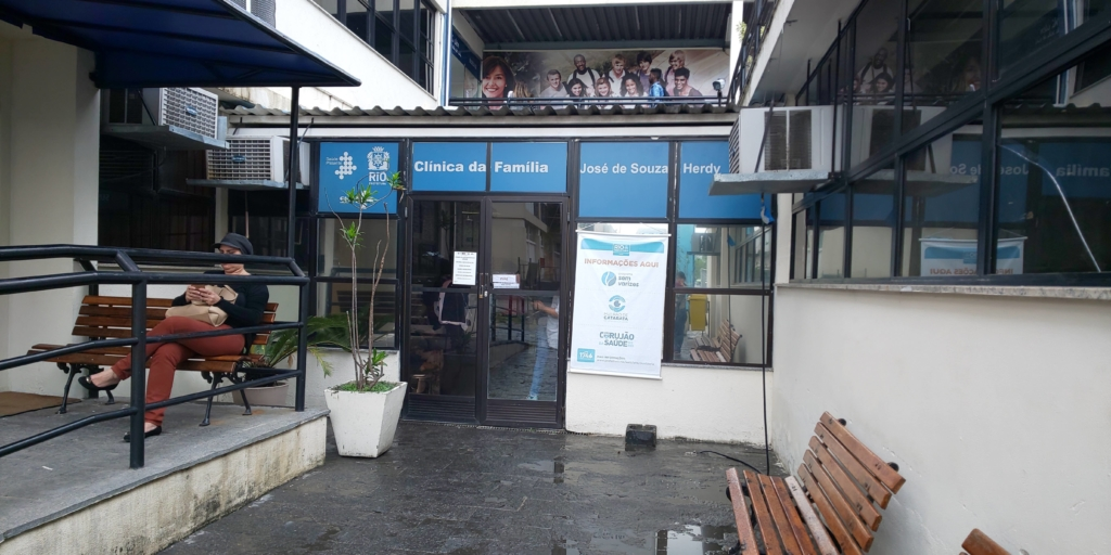 Clínica da Família José de Souza Herdy